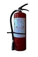 Технічне обслуговування вогнегасника ВП-5 (ОП-5) (Перезарядка огнетушителя)
