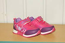 Кросівки на дівчинку 21-26 р