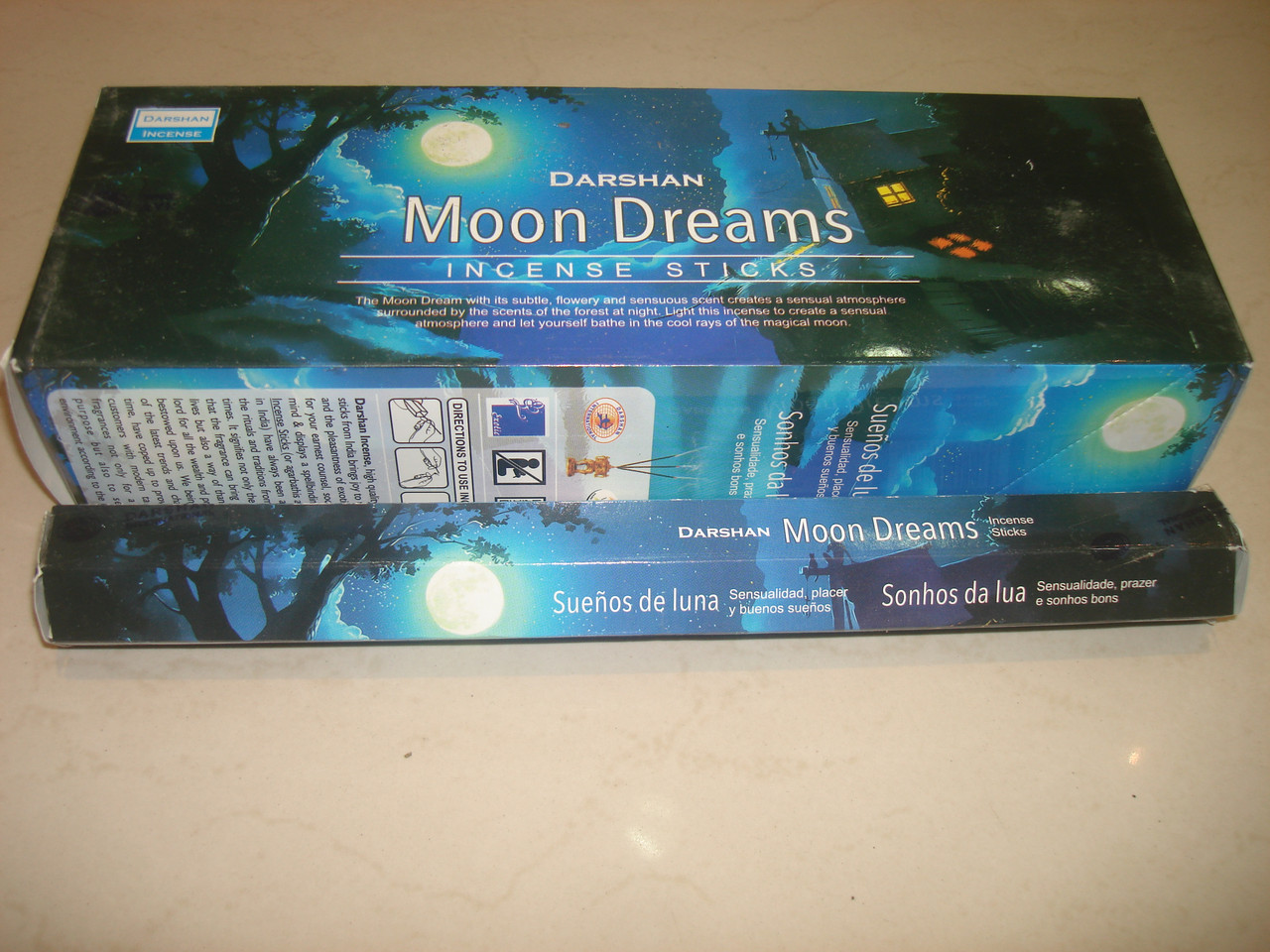 Moon Dreams Darshan
