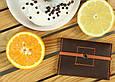 Превосходная визитница из натуральной кожи BlankNote BN-KK-1-1-o-a орех-апельсин, фото 5