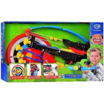 Дитячий арбалет, мішень,лазер арт. М0010, фото 2