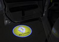 Подсветка дверей авто проектор логотипа автомобиля Renault