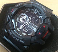 Часы Casio G-SHOCK GA-400-1B Sport