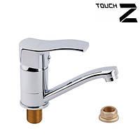 Смеситель кухонный Touch-Z Foro-003m 40мм