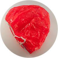 Полиетиленовая одноразовая шапочка для покраски или душа, 10шт/уп., фото 1