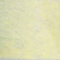 Фетр 1мм 100х85см бледно-желтый