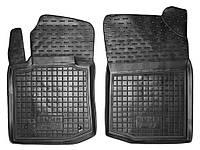 Полиуретановые передние коврики для BYD F0 2008- (AVTO-GUMM)