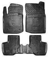 Полиуретановые коврики для BYD F0 2008- (AVTO-GUMM)