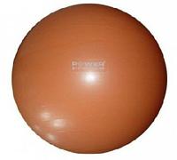 Фитбол Power System для фитнеса orange, оранжевый  55,65,75 см