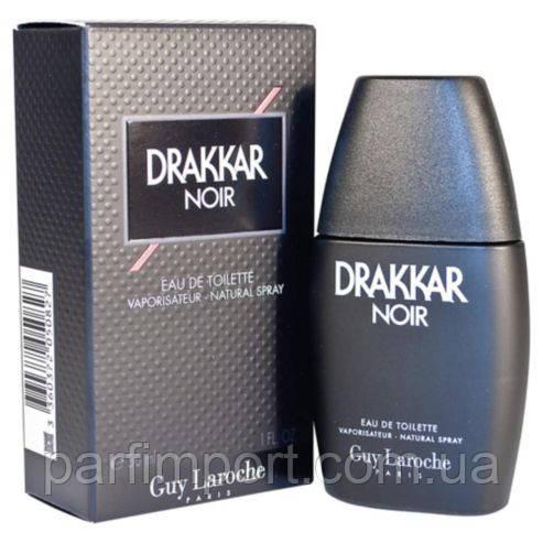 DRAKKAR NOIR EDT 30 ml туалетна вода чоловіча (оригінал оригінал Франція)