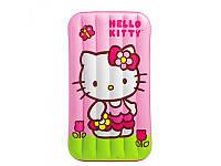 "Надувной матрас Intex 48775, ""Hello Kitty"" от 3 до 10лет"