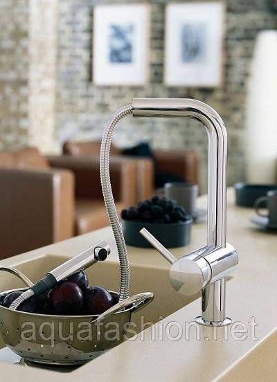 бесконтактный кухонный смеситель Grohe Minta Touch 31360000 продажа