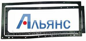 Прокладки бачка радиатора Д-65 ЮМЗ (36-1301165А)