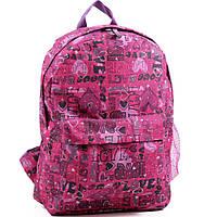 Школьный рюкзак для девочки, недорогой качественный, фото 1