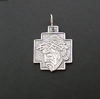 Серебряный крест №10, фото 1