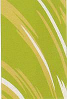 Высоковорсный  пушистый ковёр First Shaggy 1198 зеленый