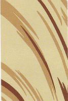 Высоковорсный  пушистый ковёр First Shaggy 1198 бежевый