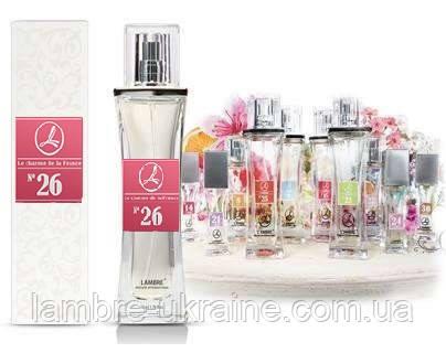 Женская парфюмерия Ламбре (Lambre). Купить товары Lambre на сайте
