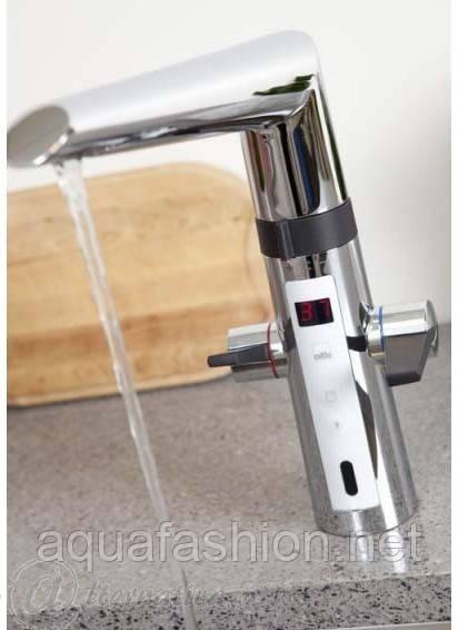 сенсорный кухонный смеситель Oras Optima 2720f продажа цена в