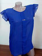 Блуза женская Дина электрик , кофты женские