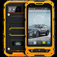 Land Rover A8+ Pro, IP-68, 4 ядра, ОЗУ 1 GB, 8 GB, Android 4.4, 3000 мАч, GPS. Обновлённая версия! (ALPS A8+)