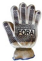 Перчатки простые Fora