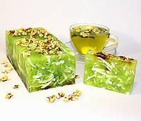 Мыло ручной работы Зеленый чай