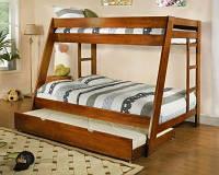 Кровать на три спальных места 2 яруса «Кантри»