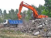 Вывоз строймусора. Вывоз строительного мусора в Киеве и пригороде. Ручная и механизированная погрузка.