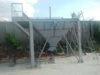 Изготовление бункеров (силоса) для сыпучих материалов в харькове.