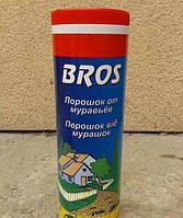Bros порошок от муравьев профессиональное средство Брос 250гр