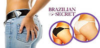 Женские трусики Brazilian Secret, корректирующие трусики пуш-ап, трусики для моделирования формы ягодиц