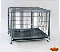 Вольер для собак,Золотая клетка 074 (110*70*90см)