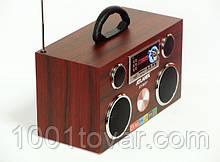 Радиоприемник — портативная акустика Atlanfa AT-8801