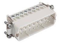 Изоляторы H-A с винтовым соединением для разъемов EPIC®