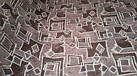 Шпигель Панорама серая обивочная ткань, фото 1