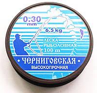 Леска Черниговская 0,30mm / 100m