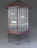 Вольер для птиц Золотая клетка В01