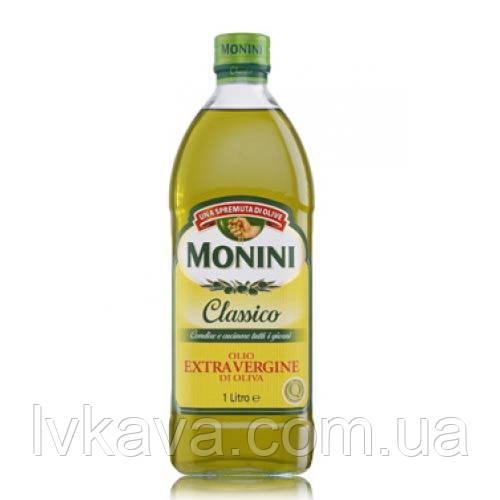 Оливковое масло  Monini Classico Extra Vergine  , 1 л