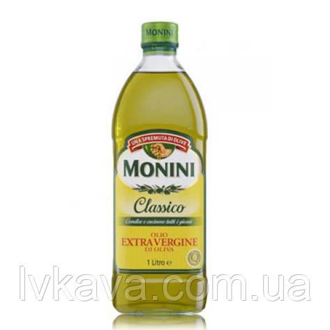 Оливковое масло  Monini Classico Extra Vergine  , 1 л, фото 2