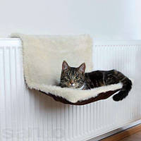 Trixie TX-43141 гамак подвесной для кота (плюш)