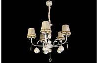 Люстра с абажурами  на шесть ламп LS5460-6 , фото 1