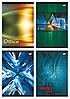 Книга обліку А4 клітина 96 аркушів, м'яка обкладинка ТВ-24