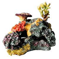 "Trixie TX-8875 Грот ""Коралловый риф"", 32 см, пластик Трикси."