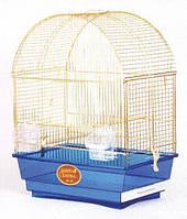 "Золотая клетка Ellen mini Gold 42х25х55 см ""золото"""