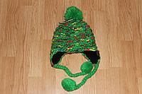Ушанка - шапка Ug Зеленая