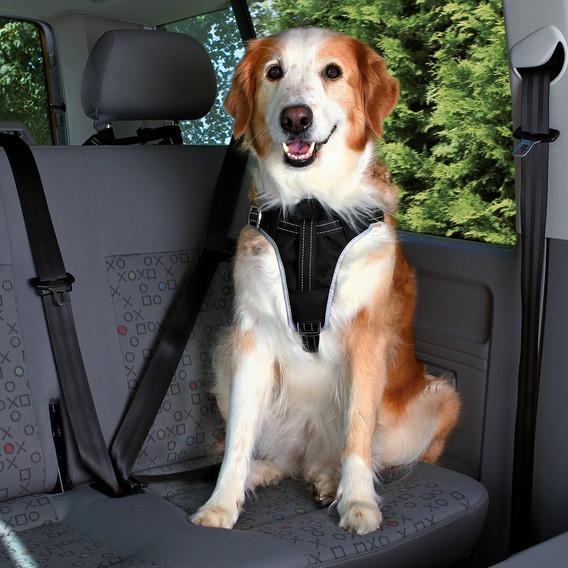 Trixie TX-12856  шлея Комфорт для собак 50–65см (бордер-колли)