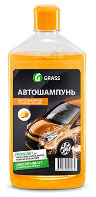 Автошампунь GRASS UNIVERSAL (ЯБЛОКО, АПЕЛЬСИН) 1 Л