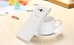 Силиконовый чехол для Samsung Galaxy J5 SM-J500H со стразами