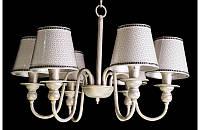 Люстра с абажурами на шесть ламп LS6021-6, фото 1